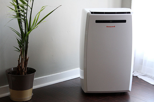 Honeywell portable air conditioners photo